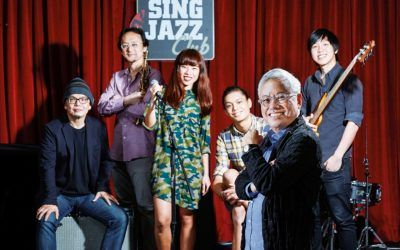 Singapore Tatler: How the Foundation for the Arts and Social Enterprise Supports Local Musicians